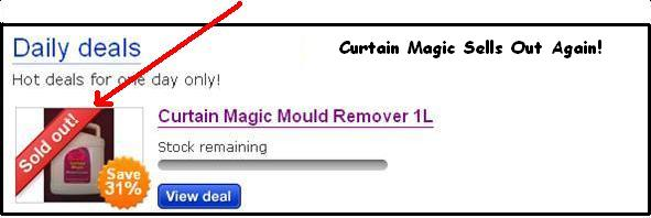 How to Remove Mould off Curtains... Fast! - Curtain Mould Remover NZ