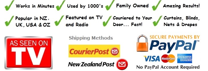 delivery curtain magic NZ