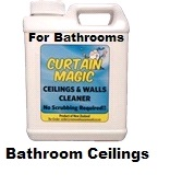bathroom ceiling mould cleaner