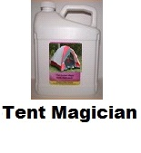 tent mould remover