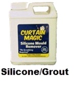 silicone and grout mould remover